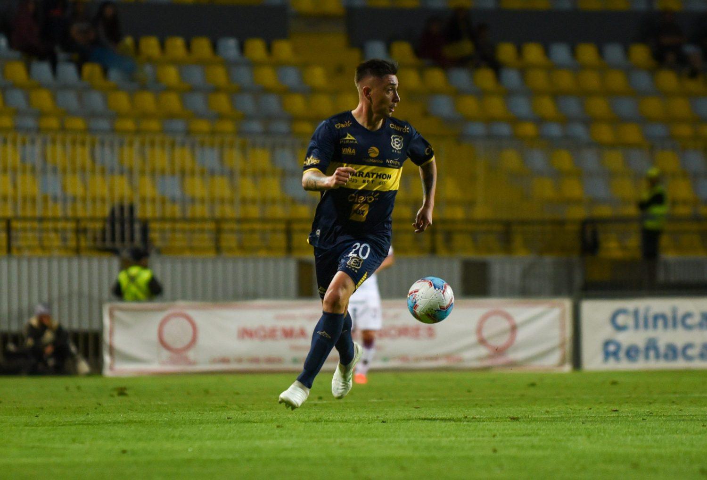 "Rodrigo Echeverría: ""Esperemos que esto se calme, se solucione y poder volver a entrenar"" – Club Everton"