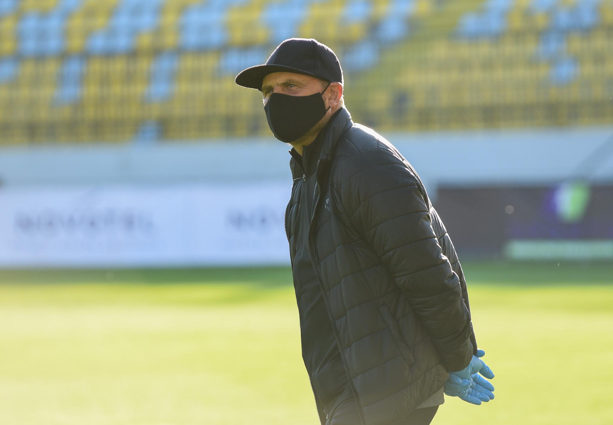 """Javier Torrente: """"Estamos tranquilos porque el equipo mostró lo que pretendemos"""""""