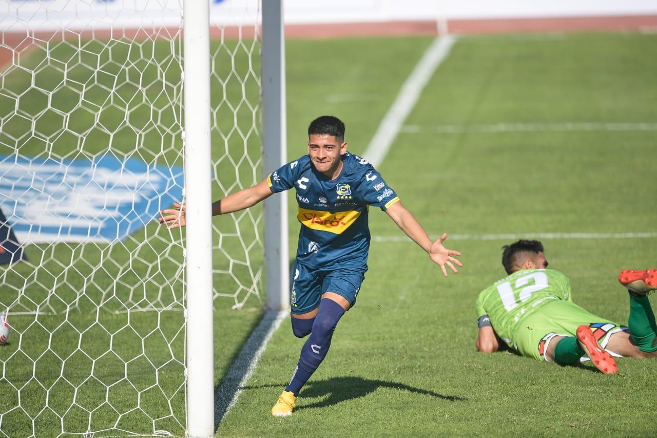El Oro y Cielo vence a Deportes Antofagasta con goles desde la cantera